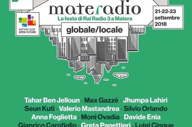 Greta Panettieri live a Materadio – Rai Radio3