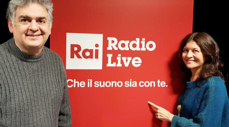 radio_Maria Pia De Vito a RadioLive