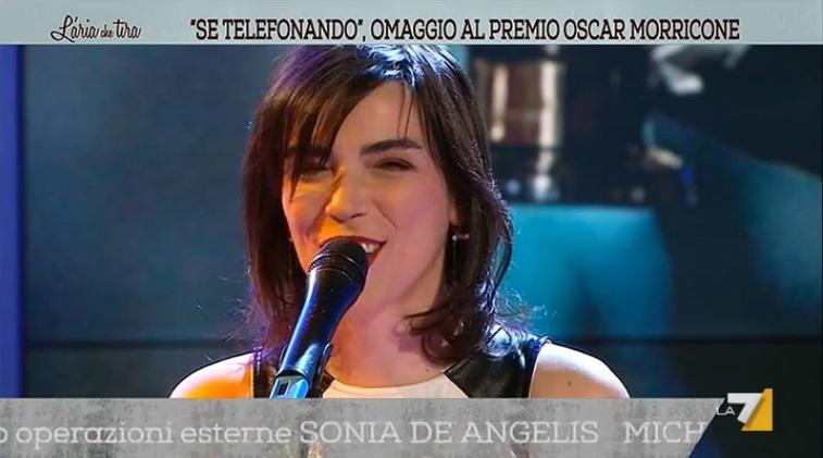 tv_GRETA PANETTIERI A LA7