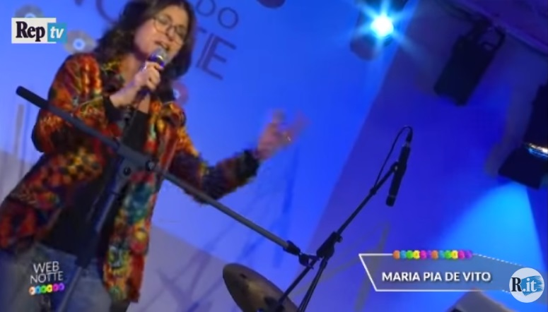 tv_REPUBBLICA TV MARIA PIA DE VITO
