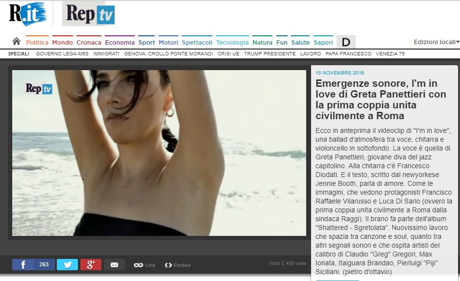 web_REPUBBLICA TV GRETA VIDEO