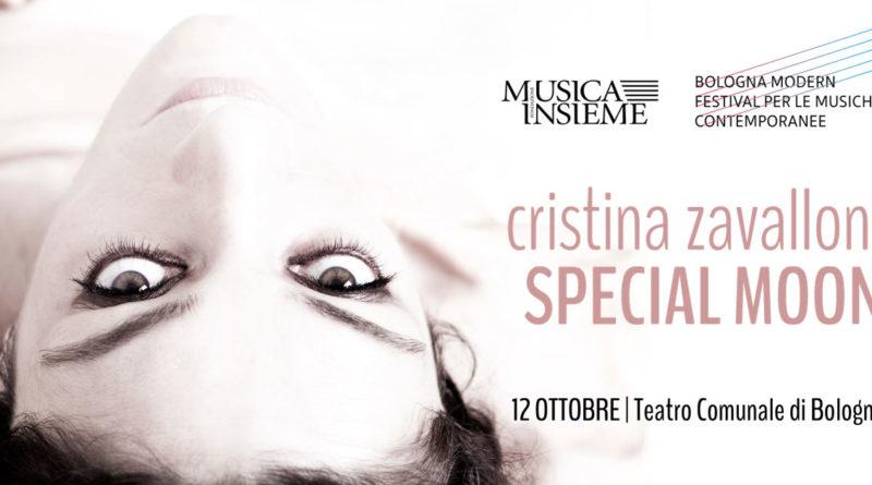 Cristina Zavalloni al Teatro Comunale di Bologna featuring Jan Bang
