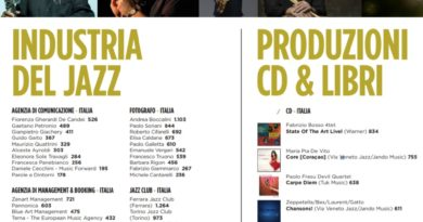 Jazzit Awards: Fiorenza Gherardi De Candei first in the rankings