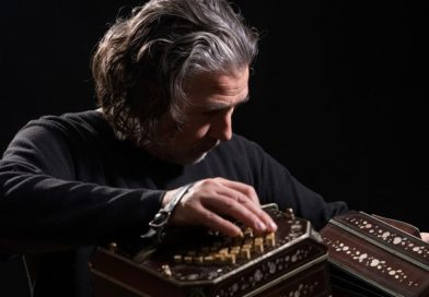 """Overland"": a new album by bandoneon maestro Paolo Russo"