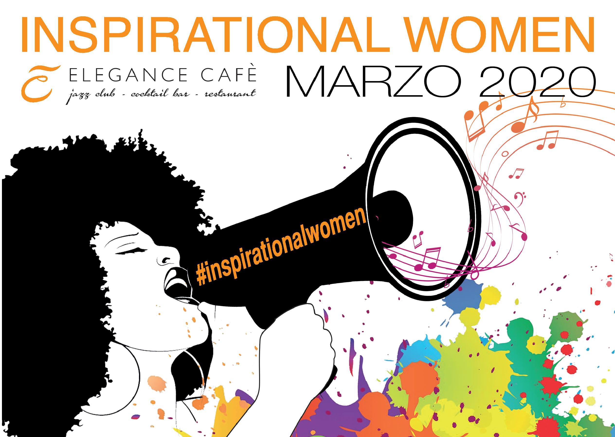 """27 artiste per """"Inspirational Women"""": a Roma la grande rassegna che unisce musica, importanti tematiche e storie ispiranti"""