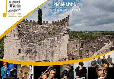 """Around Jazz"" at Parco Archeologico dell'Appia Antica"