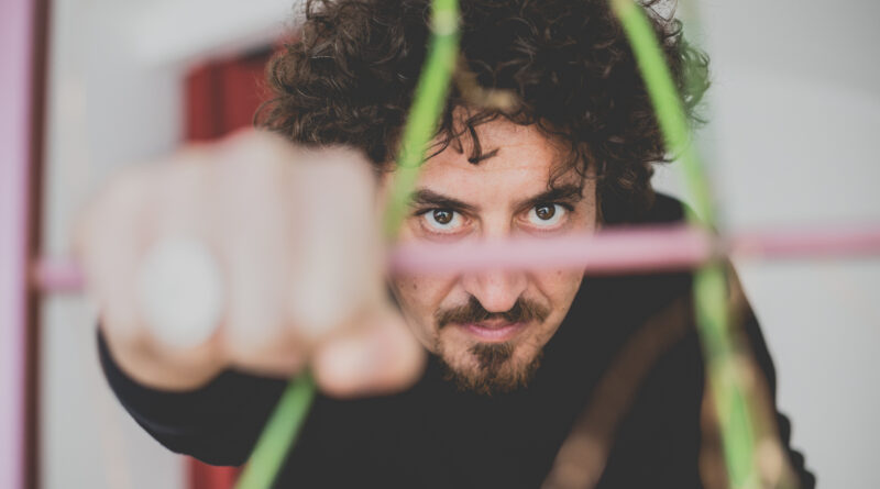 """I colori dell'anima nell'album """"Pinwheel"""" di Marco Rollo"""